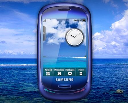 Samsung Blue Earth Movil Ecológico