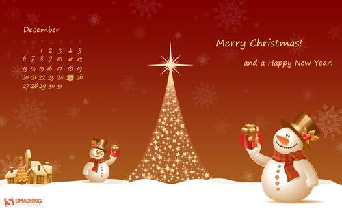 calendario-diciembre-2009