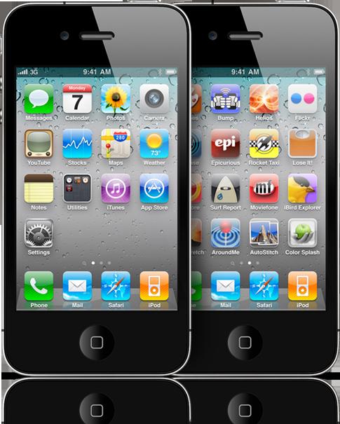 Características iPhone 4 (fotos y video)