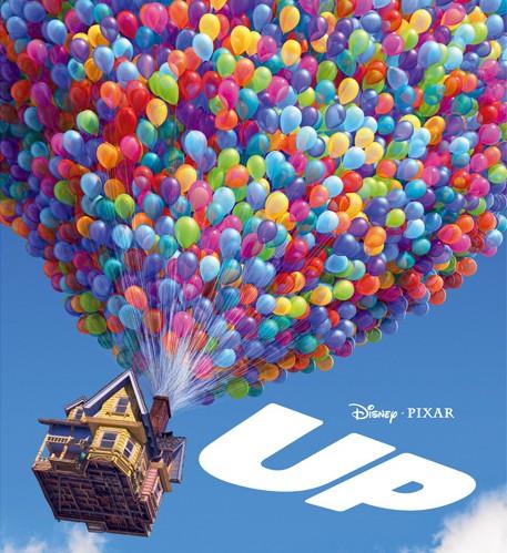 Casa voladora de la pelcula UP de Pixar hecho realidad  woratek