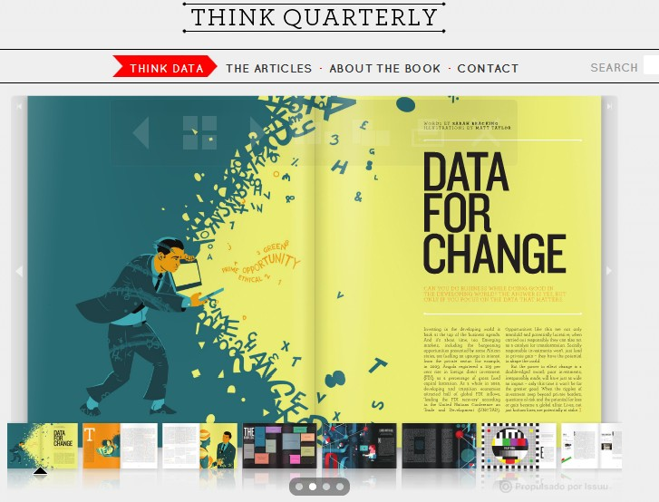 Revista de Google Think Quarterly