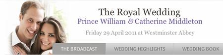 Ver en vivo boda real