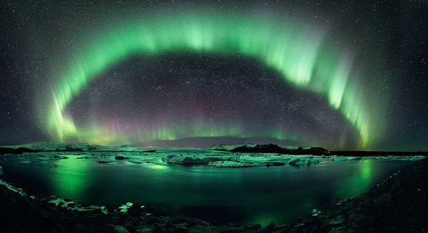 Mejor Cielo Nocturno 2011, imágenes de National Geographic
