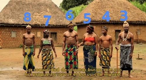 Salvar el idioma Busuu