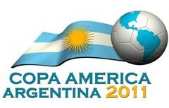 Copa América Argentina 2011 logo