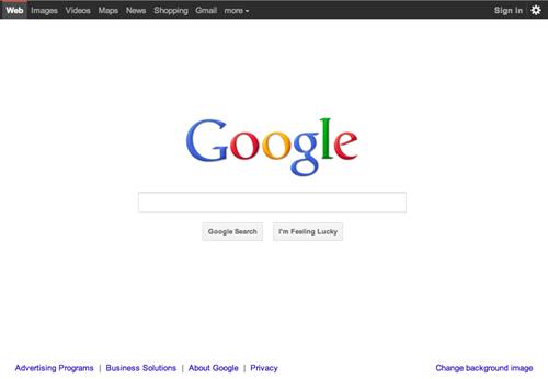 Google junio 2011