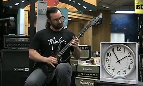 John Taylor, el guitarrista de 600 BPM