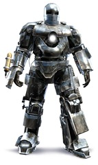 Mark 1 traje Iron Man