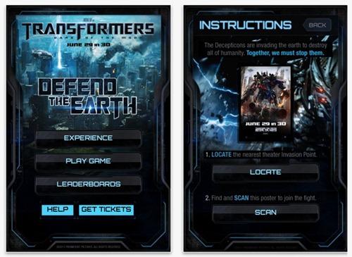 Posters interactivos TF3