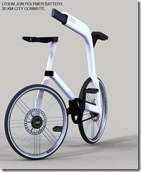 Bicicleta Audi concepto de Arash Karimi 3