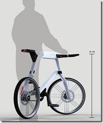 Bicicleta Audi concepto de Arash Karimi 5