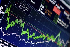 Bolsa de valores aprendizaje con dinero 2