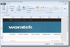 Captura de pantalla para tutorial 2