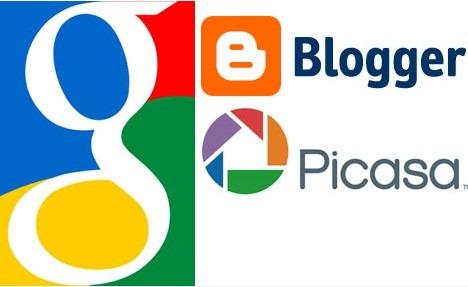 Google Blogger y Picasa