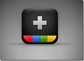 Iconos Google Plus de Matt Gentile