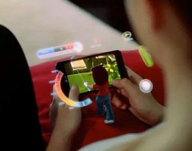 Jugar en 3d desde el teléfono móvil