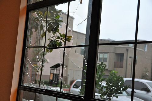 Ordenar la casa con teoría de las ventanas rotas