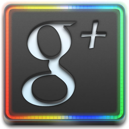 Pack de iconos 3D de Google Plus