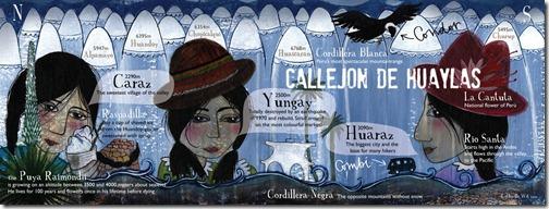 Callejon de Haylas- Perú The Draw and Travel Google Maps