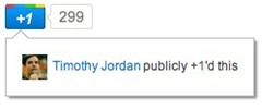 ctulización del botón de Google  1