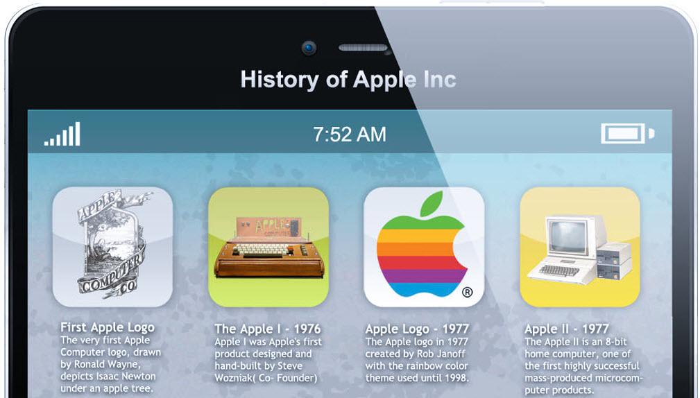 Historia de Apple, la empresa más valiosa del mundo [Infografía]