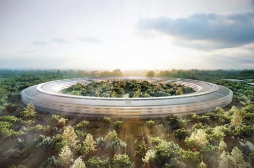 Nueva sede de Apple 3