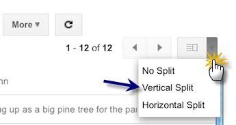 Panel de vista previs de Gmail 3