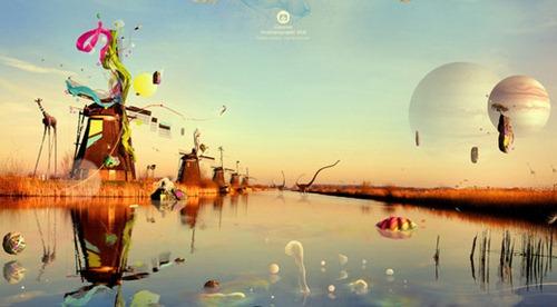 Wallpapers surrealista 2