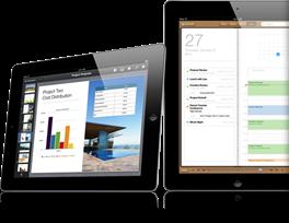 iPad 2-productividad