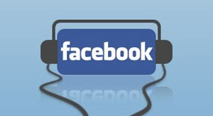 Facebook musica en streaming