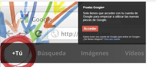 Google plus para todos