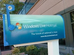 Windows Live Hotmail cambios