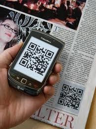Codigos QR en smartphones