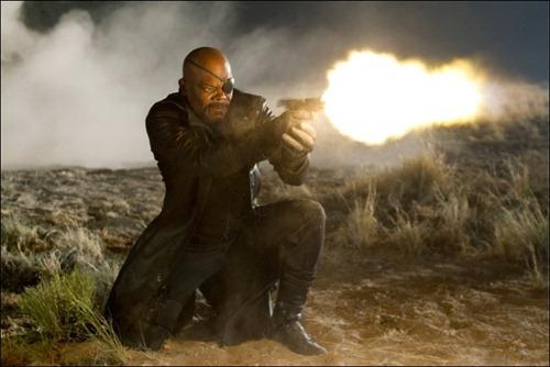 Nick Fury en los Vengadores