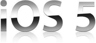 iOS 5 actualización