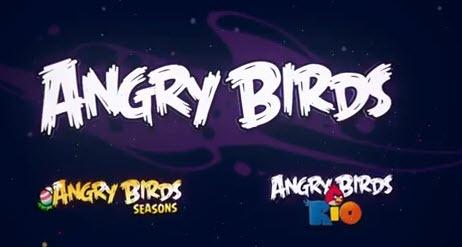 Angry Birds celebra record de descargas