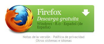 Descargar Firefox 8.0