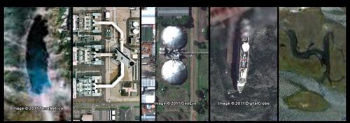 Ver la hora con Google Earth,  Google Maps