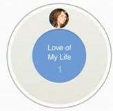 cirsulos Google Plus de amor