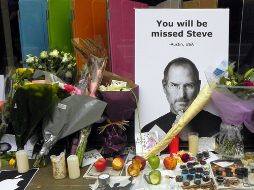 Despedida Steve Jobs