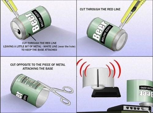 aumentar wifi