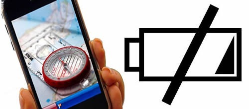 Ahorrar batería smartphone