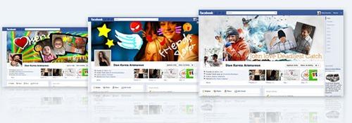 Hacer portadas personalizadas Facebook