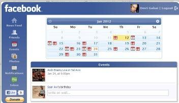 Facebook! extensión Chrome