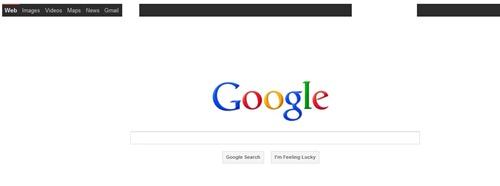 Google Gravity trucos