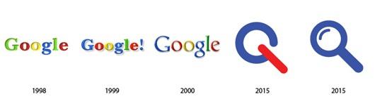 Google logo futuro