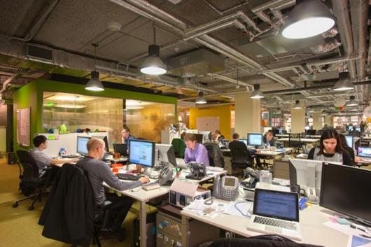 Nuevas Oficinas de Google Rusia 3