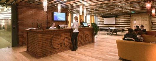 Nuevas Oficinas de Google Rusia