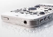 Smartphone impermeable con tecnología