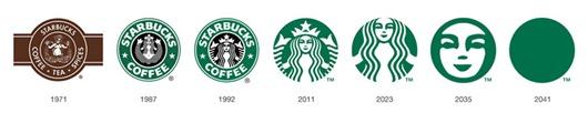 Starbucks Logo futuro